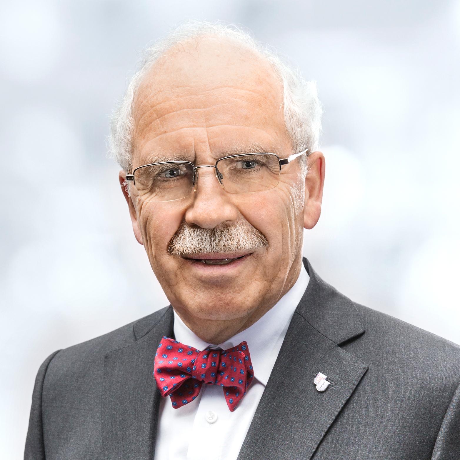 Dr. med. Gottfried von Knoblauch zu Hatzbach